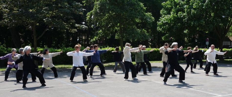 ecole yen long qigong groupe 01