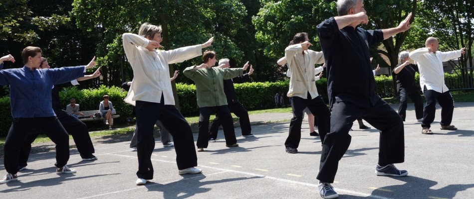 ecole yen long qigong groupe 02