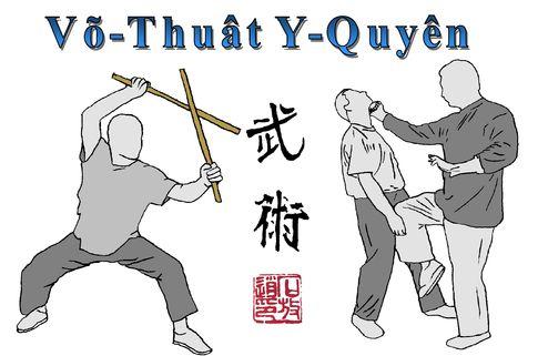 Võ-Thuât Y-Quyên